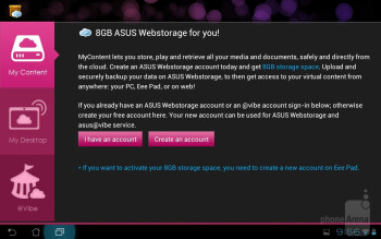 Apps on the Asus Transformer Prime - Asus Transformer Prime Review