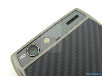 Rear camera - Motorola DROID RAZR MAXX Review