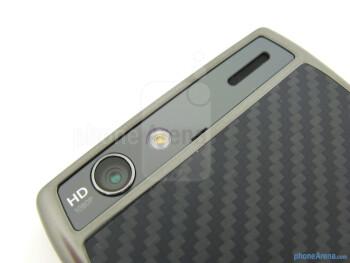 Rear camera - Motorola DROID RAZR MAXX Review