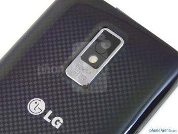 Camera - LG Spectrum Review