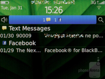 The interface leaves a lot to be desired - RIM BlackBerry Bold 9790 Review