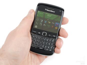 RIM BlackBerry Bold 9790 Review