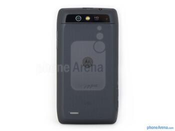Back - Motorola DROID 4 Review