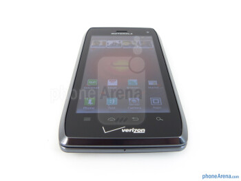 "The Motorola DROID 4 is boasting a 4"" qHD TFT LCD display - Motorola DROID 4 Review"