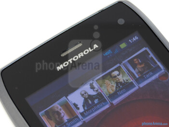 Front-facing camera - Motorola DROID 4 Review