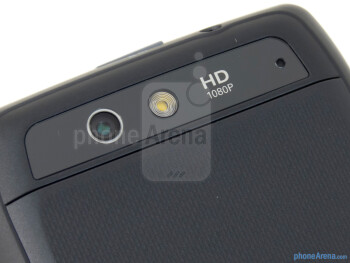 Rear camera - Motorola DROID 4 Review