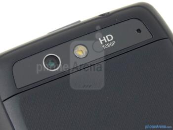 Rear camera - Motorola DROID 4 Review