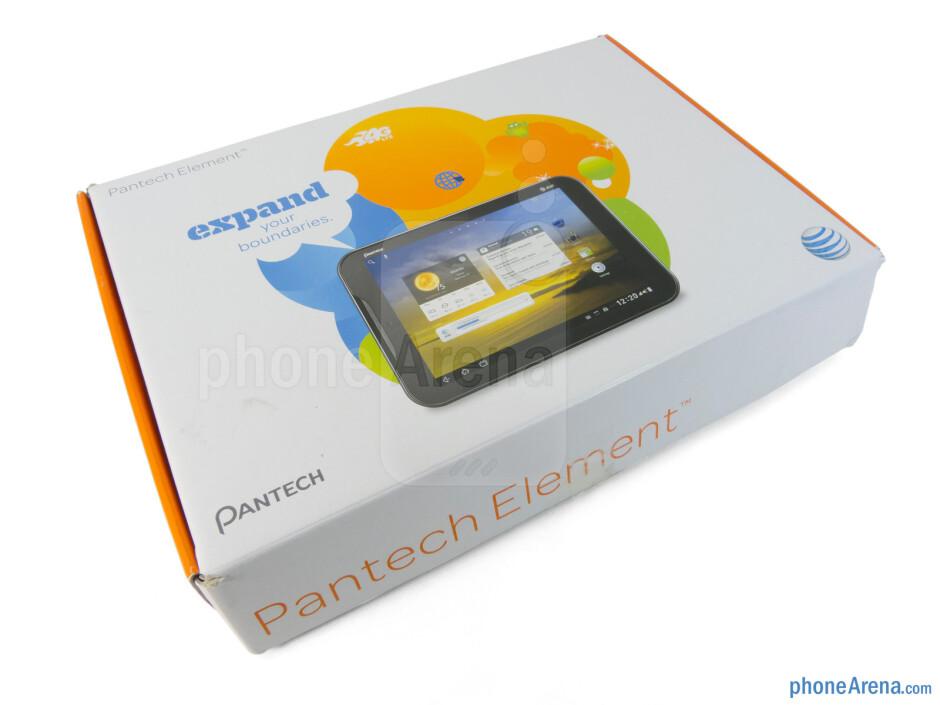 Pantech Element Review