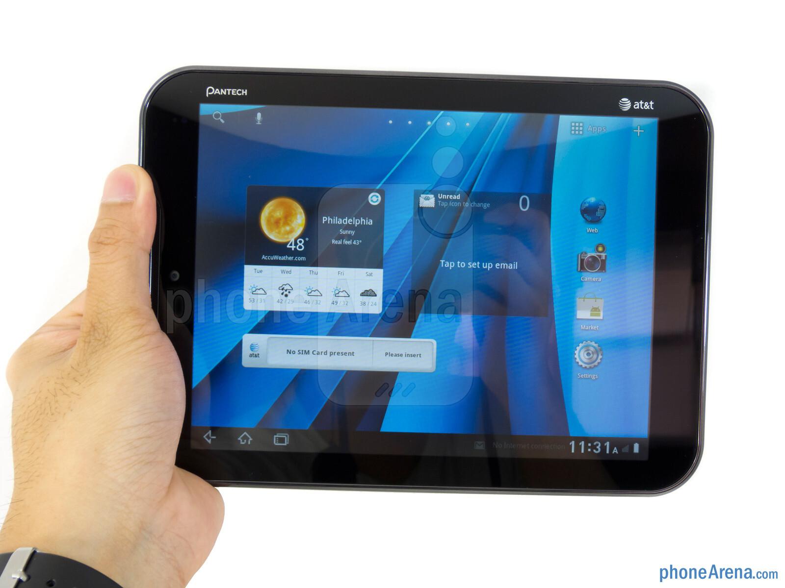 pantech element review rh phonearena com Pantech Breakout User Manual Pantech Ease User Manual