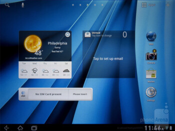 The Pantech Element comes with Android 3.2.1 Honeycomb - Pantech Element Review