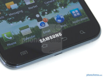 Android capacitive buttons - Samsung Galaxy Note LTE Review