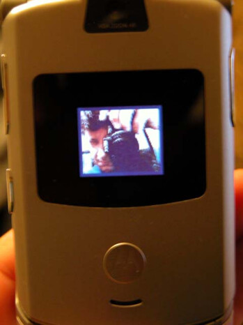Motorola Razr V3 review
