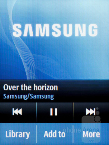 Music player - Samsung Star 3 Review