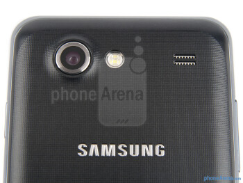 Camera - Samsung Galaxy S Advance Preview