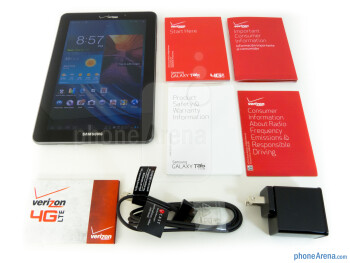 Samsung Galaxy Tab 7.7 LTE Review