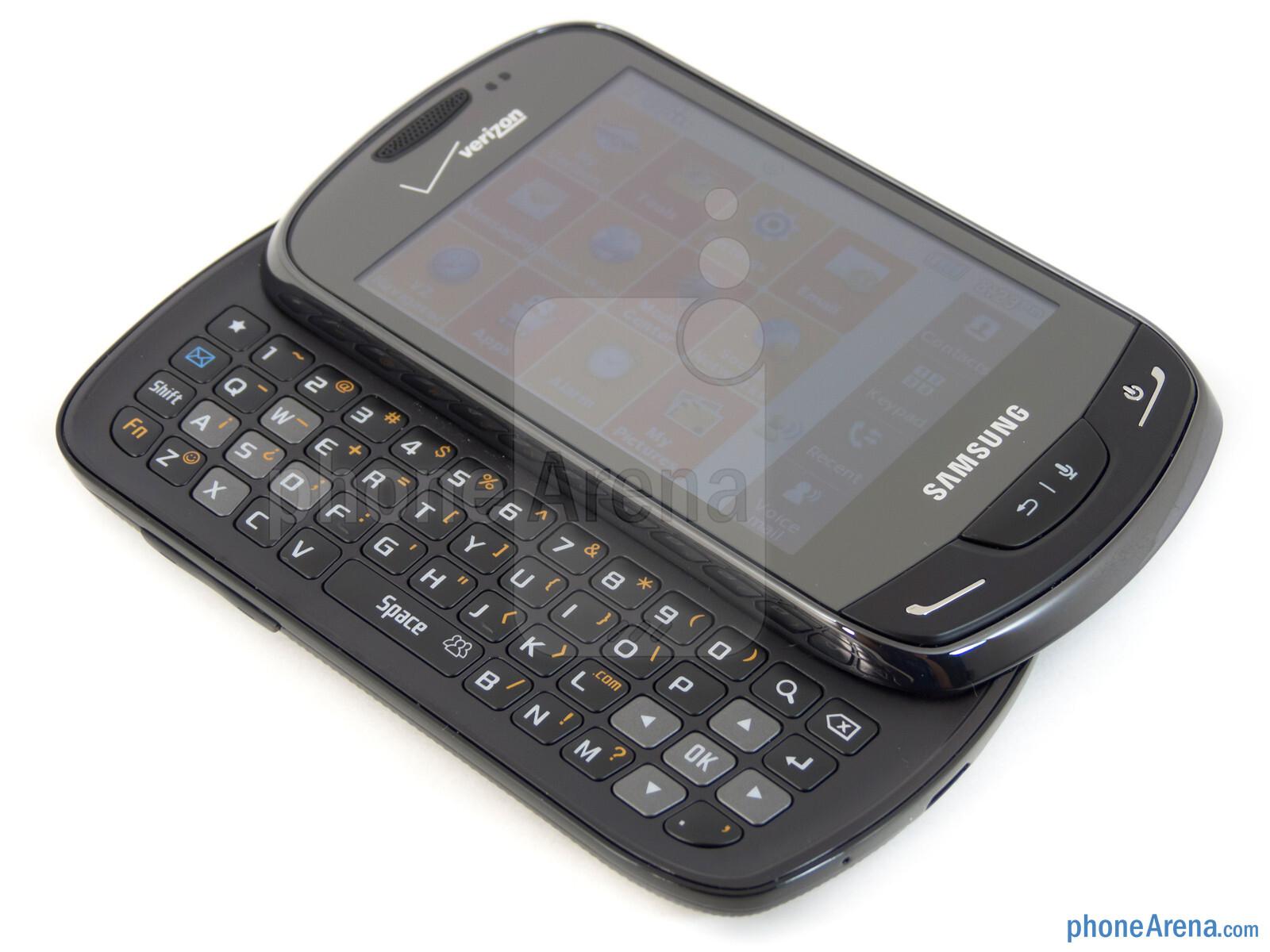 Samsung Brightside Review