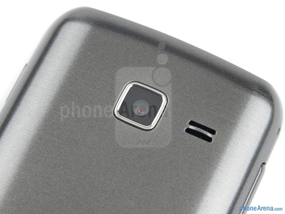 Camera - Samsung Wave Y Review