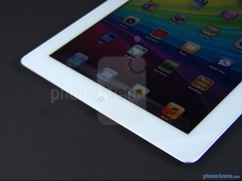 Home button - The new iPad (3) Review