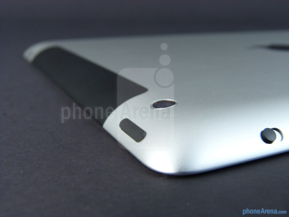 Power button - The new iPad (3) Review