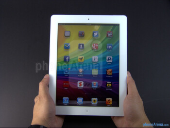 The new iPad maintains the design characteristics of its predecessor - The new iPad (3) Review