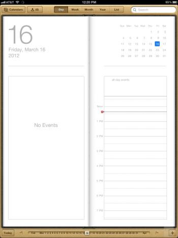 The Apple iPad 3 - Google Nexus 7 vs Apple iPad 3