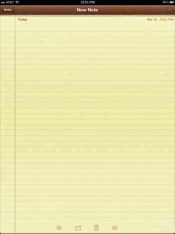 The notepad - The new iPad (3) Review