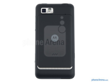 The Motorola MOTOLUXE is a pretty good looking handset - Motorola MOTOLUXE Review