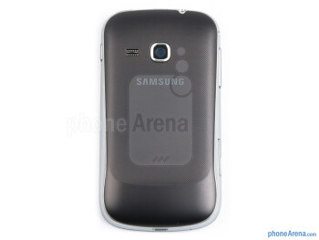 Back - Samsung Galaxy mini 2 Preview