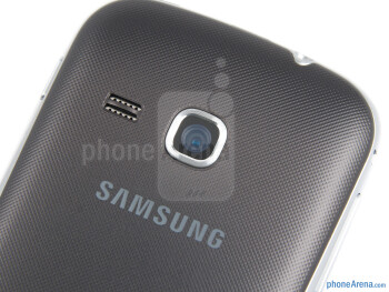 Camera - Samsung Galaxy mini 2 Preview
