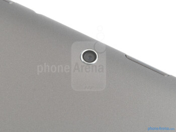 Rear camera - Samsung Galaxy Tab 2 (10.1) Preview