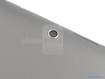 Rear camera - Samsung Galaxy Tab 2 (10.1) Preview