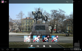 Photo Studio - Samsung Galaxy Tab 2 (10.1) Preview