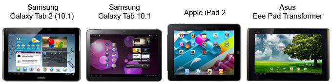 Samsung Galaxy Tab 2 (10.1) Preview