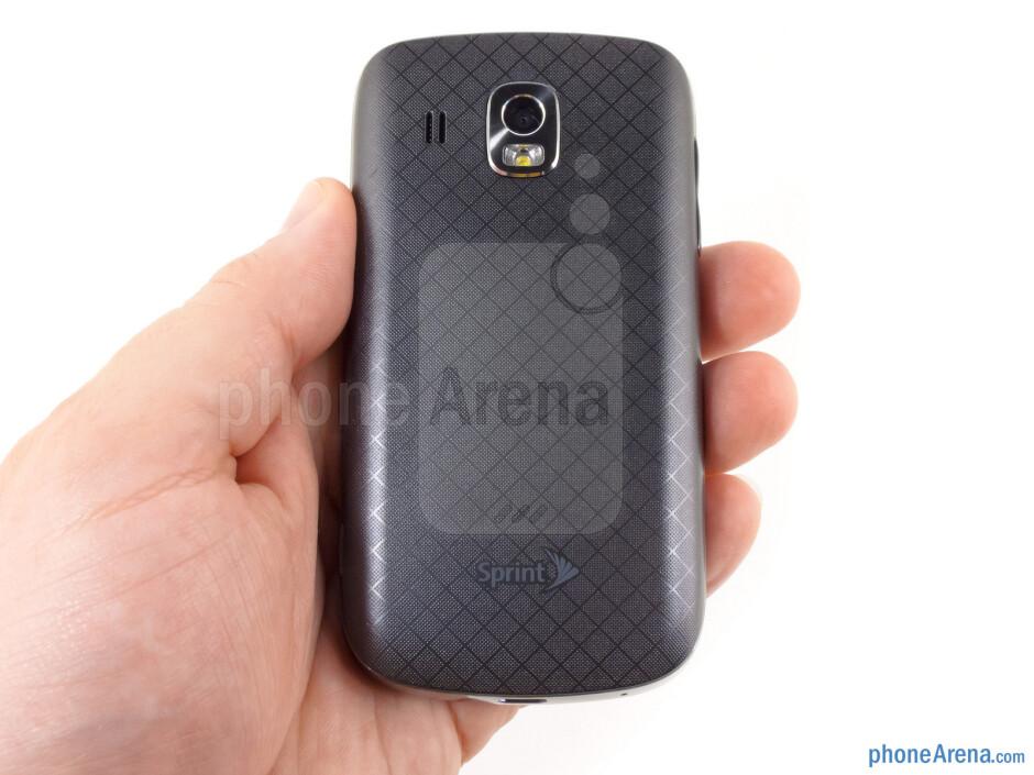 Back - Samsung Transform Ultra Review