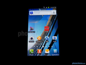 Samsung Galaxy S Blaze 4G is packing a 4-inch Super AMOLED display - Samsung Galaxy S Blaze 4G Review