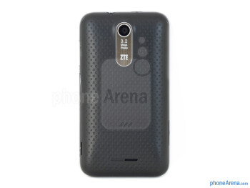 Back - ZTE Score M Review