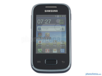 Samsung Galaxy Pocket Preview