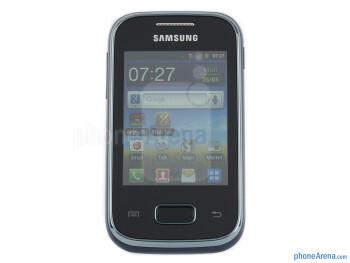 Samsung Galaxy Pocket Preview