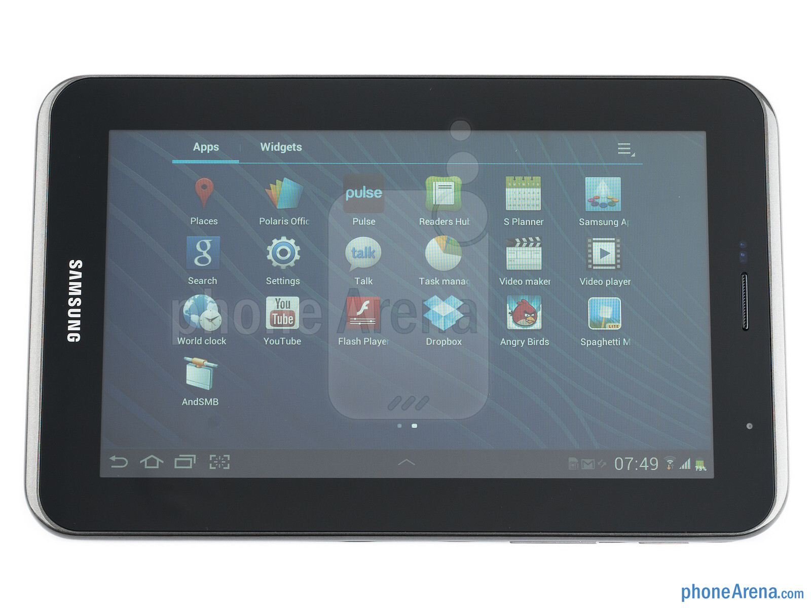 samsung galaxy tab 2 7 0 preview rh phonearena com samsung ce0168 mobile phone user manual samsung tablet ce0168 instruction manual