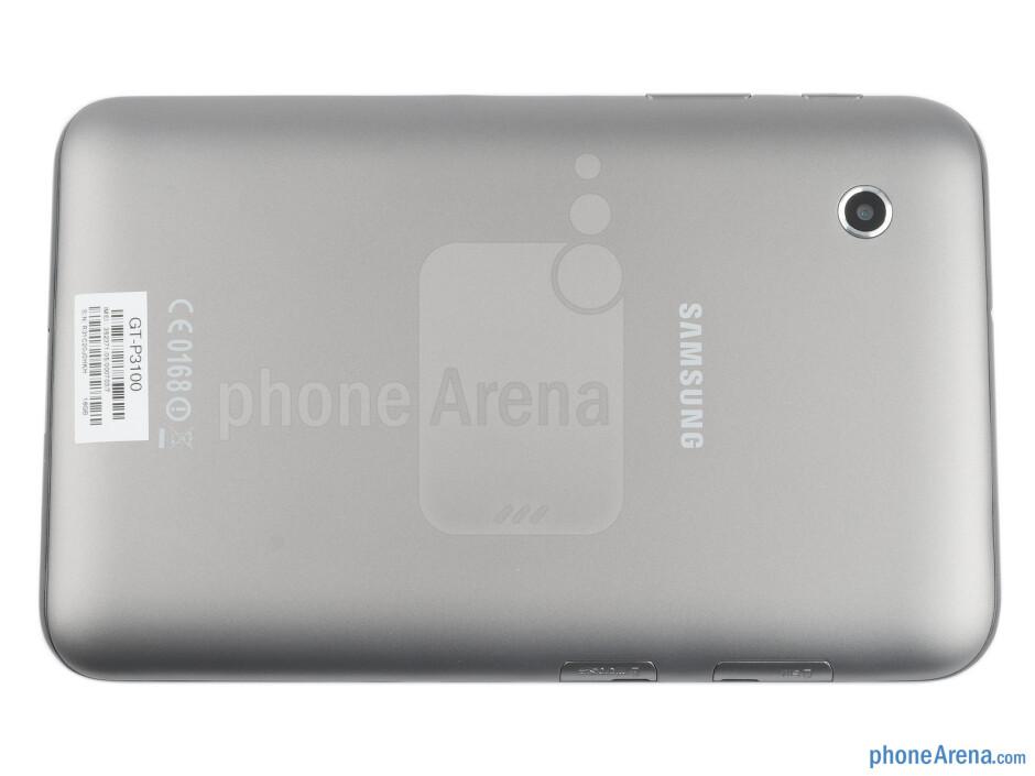 Back - Samsung Galaxy Tab 2 (7.0) Preview