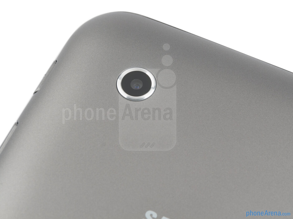 Rear camera - Samsung Galaxy Tab 2 (7.0) Preview