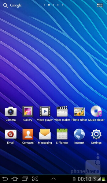 The Samsung Galaxy Tab 2 (7.0) runs Android 4.0 Ice Cream Sandwich out of the box - Samsung Galaxy Tab 2 (7.0) Preview