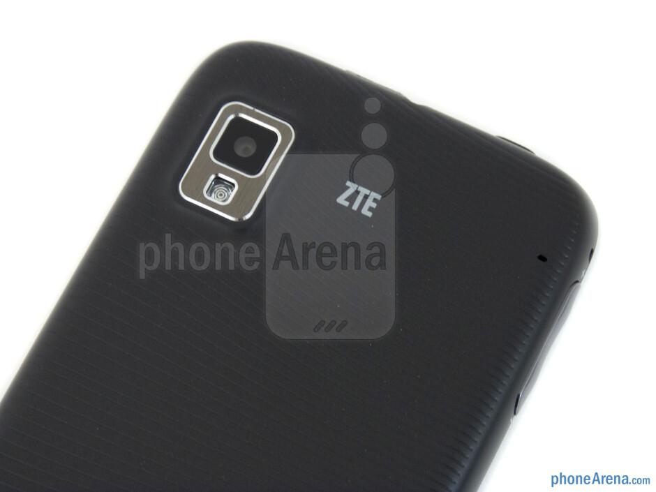 5MP camera - ZTE Warp Review