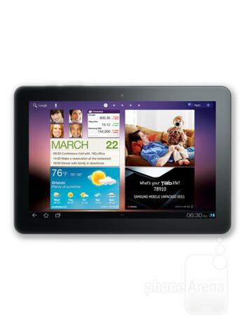 Samsung Galaxy Tab 10.1 - Camera comparison: iPad vs Transformer Prime vs XYBOARD 10.1 vs Galaxy Tab 10.1