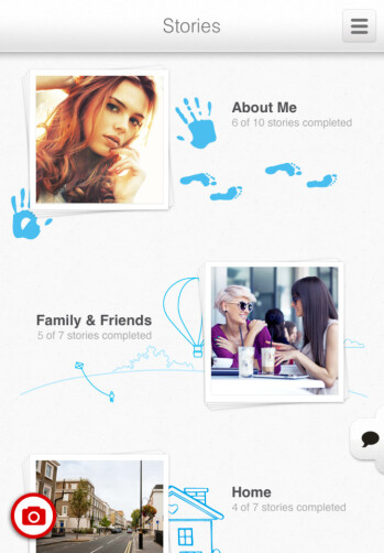 The main concept behind WeHeartPics is to let you experience life through the eyes of other people - WeHeartPics for iPhone Review