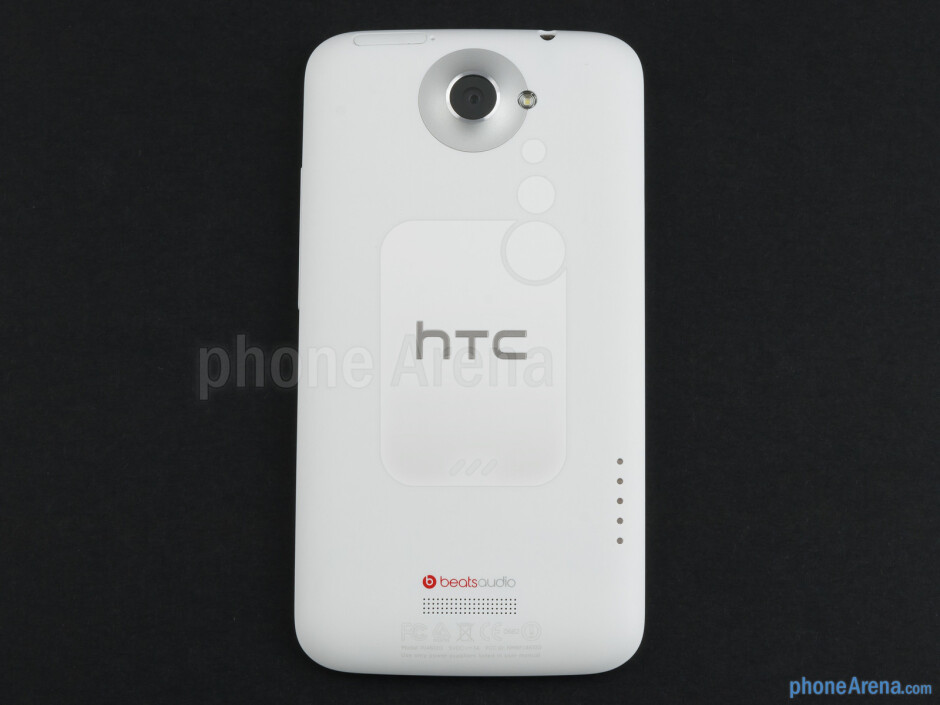 The HTC One X feels incredibly solid and fine to the touch - HTC One X Review