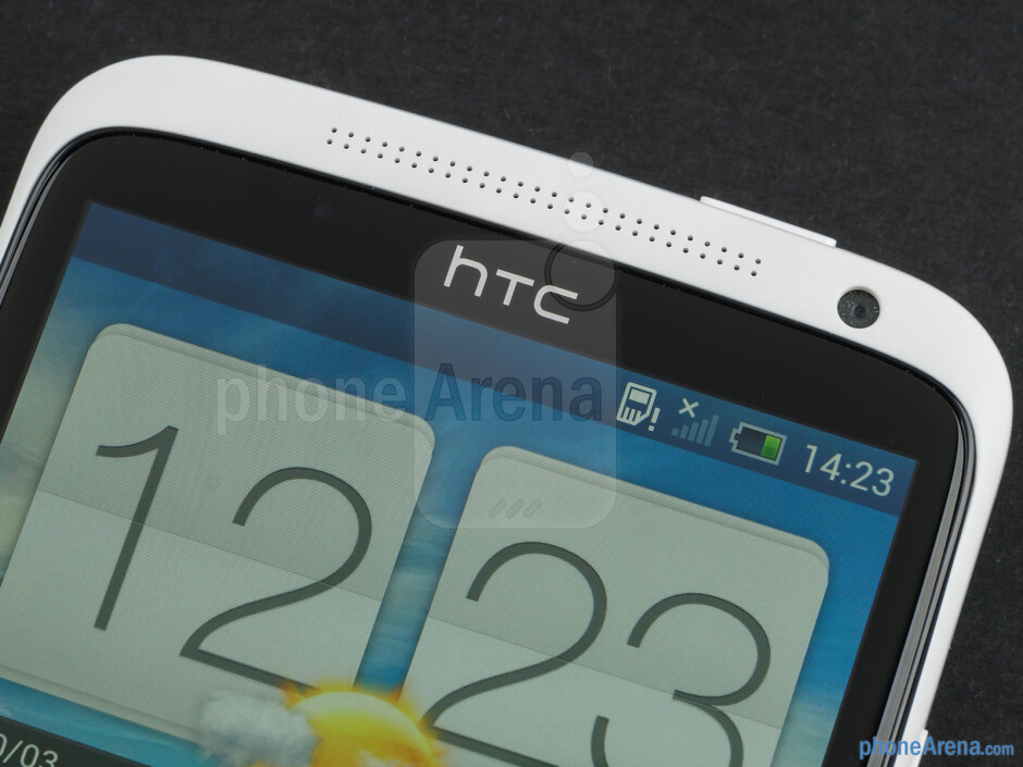 Front-facing camera - HTC One X Review