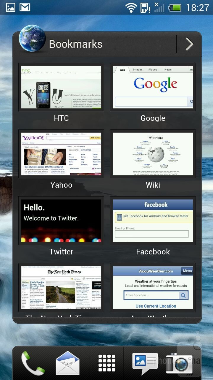 The HTC One X runs Android 4.0.3 Ice Cream Sandwich, personalized with the new Sense 4 UI - HTC One X Review