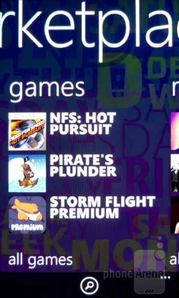 Windows Phone Marketplace - Nokia Lumia 900 Review