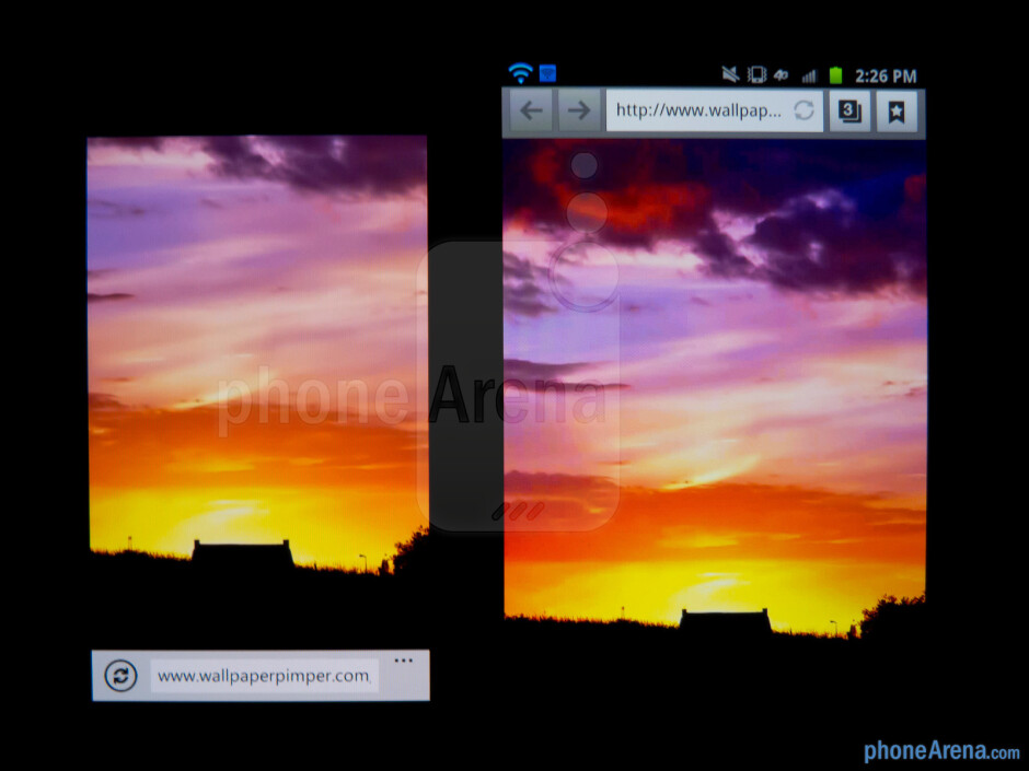 Nokia Lumia 900 vs Samsung Galaxy Note LTE